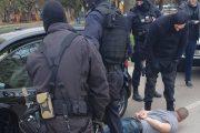 Задържаха 50 годишен криминално проявен старозагорец за кражба на багер в Бургас/ снимки/