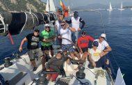 """Бляскава победа за екипажа на Яхт клуб """"Черноморец Бургас"""" на международна регата в Мармарис"""