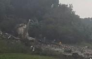 Самолет се разби край Москва