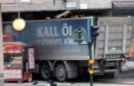Двама загинаха, след като камион се вряза в пешеходци в Стокхолм