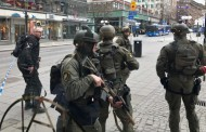 Задържаха мъж за нападението в Стокхолм