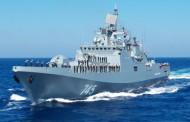 Руски боен кораб отплава към Средиземно море