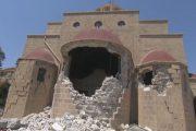Гръцките острови бавно излизат от шока от земетресението