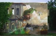 Магични рисунки оживяват в Ахтопол. Градът събира художници от цял свят
