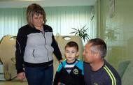 Великденско чудо: 5-годишният Михаил проговори след лечение в барокамерата на УМБАЛ Бургас