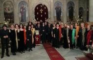 Великденския концерт на хор