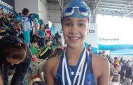Деветгодишна бургаска русалка спечели в плуването 33 медала за една година