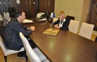 Димитър Николов се срещна с омбудсмана Мая Манолова
