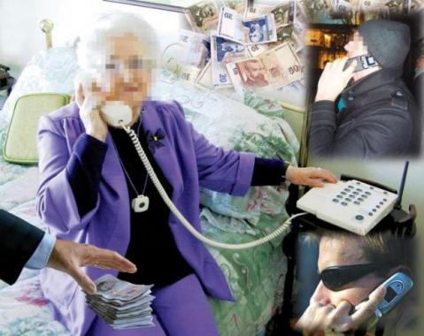 Арест за телефонни измамници, обирали баби от Елхово