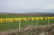 Започна поставянето на снегозащитните огради по АМ