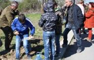 Деца от с. Крушевец станаха Лесовъди за един ден