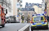 Мощен взрив в Стокхолм