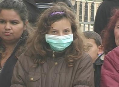 Бургас е пред грипна епидемия