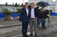 Делегация от Китай хареса Пристанище Бургас за логистичен хъб