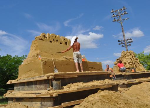 Откриват пясъчния фестивал в петък