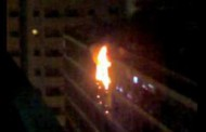 Бургазлийка подпали апартамента си със свещ