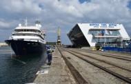 "Пристанище Бургас прие ""Island sky""- круизният сезон продължава"