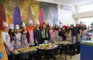 Ученици от Английската показаха, че искат и могат да готвят здравословно