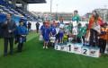 """Отборът на ОУ """"Антон Страшимиров"""" спечели състезанието за млади огнеборци"""