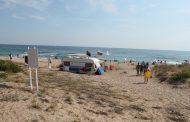 Поредна проверка на плаж