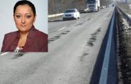 Павлова: Надявам се служебният кабинет да предприеме нужните мерки за възстановяване на пътищата