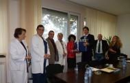 УМБАЛ - Бургас получи билирубинметър