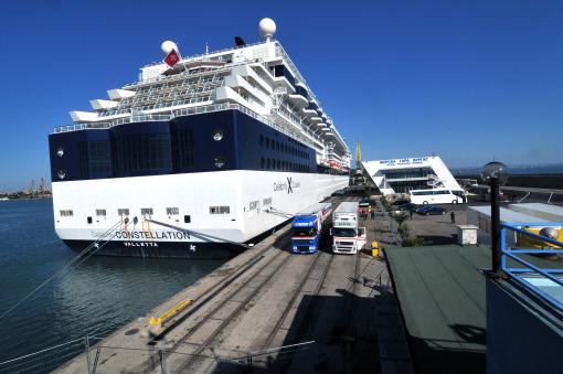 Морска гара Бургас има възможност да посреща по два круизни кораба едновременно