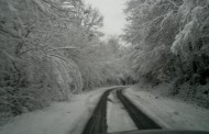 В понеделник чакаме първия сняг