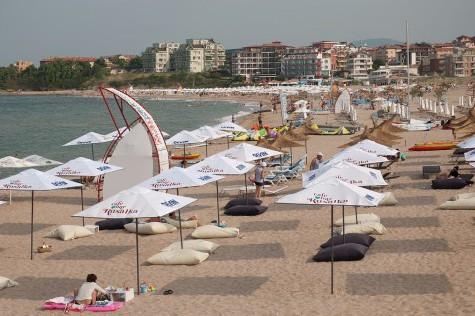 Георги Лапчев: Плажът на Лозенец сега е от най-чистите