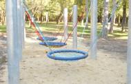 Чудесна зона за игри в парк