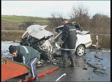 Две деца и жена загинаха в зверска катастрофа на пътя Пловдив-Пещера