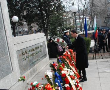Отбелязваме 141 години от освобождението на Бургас