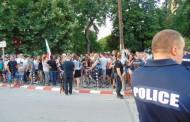 Трима души са задържани след протеста в Асеновград, сред тях и бургазлия
