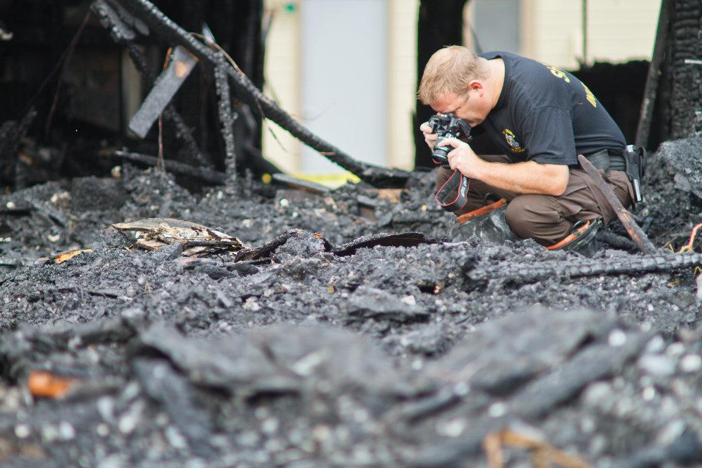 73- годишен мъж загина при пожар в с. Трънак