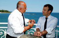 """Макрон: Ще подкрепя премиера Борисов в усилията му България да бъде приета в """"чакалнята"""" на еврозоната"""