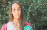 Битото момиче в Несебър: Само видях как ръката му се стоварва върху лицето ми и паднах назад