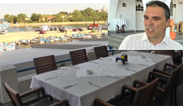 От ресторанта със стола: Благодарим за безплатната реклама!