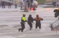 Катастрофалното наводнение в Южна Каролина (видео)