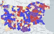 Карта на местната власт