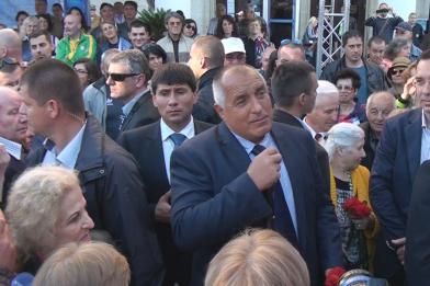 Борисов: Не ме се искаше повече  Веско Маринов да ми пее на концертите