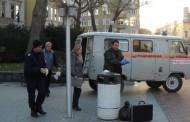 Откриха труп в локва кръв в центъра на Варна