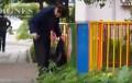 """""""Украсиха"""" детска площадка с канабис във Варна"""