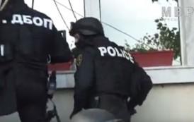 МВР пусна видео с ареста на Ценко Чоков