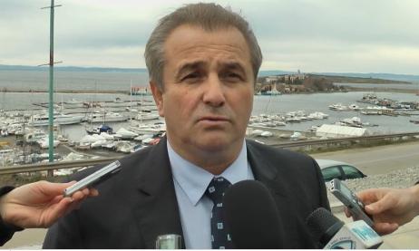 Извънредно! Кметът на Созопол Панайот Рейзи е подал оставка само като член на ГЕРБ, но не и като кмет