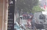 Атентатор се взриви в Дамаск, има убити