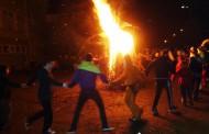 Огньовете на Сирни Заговезни и как кукерите гонят злите сили