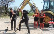 Започна изграждането на нов крайморски парк в Обзор
