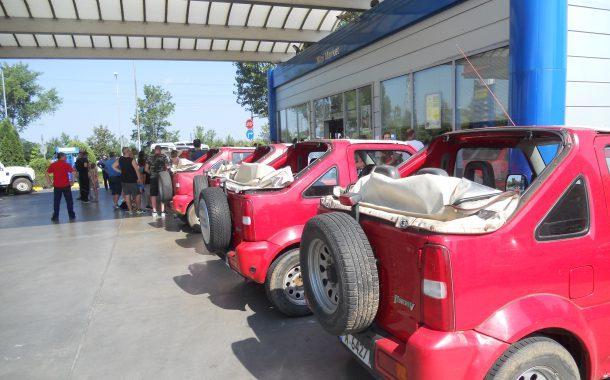 Приходи от сафарита с джипове по Южното Черноморие излизат на светло след  проверки на НАП Бургас