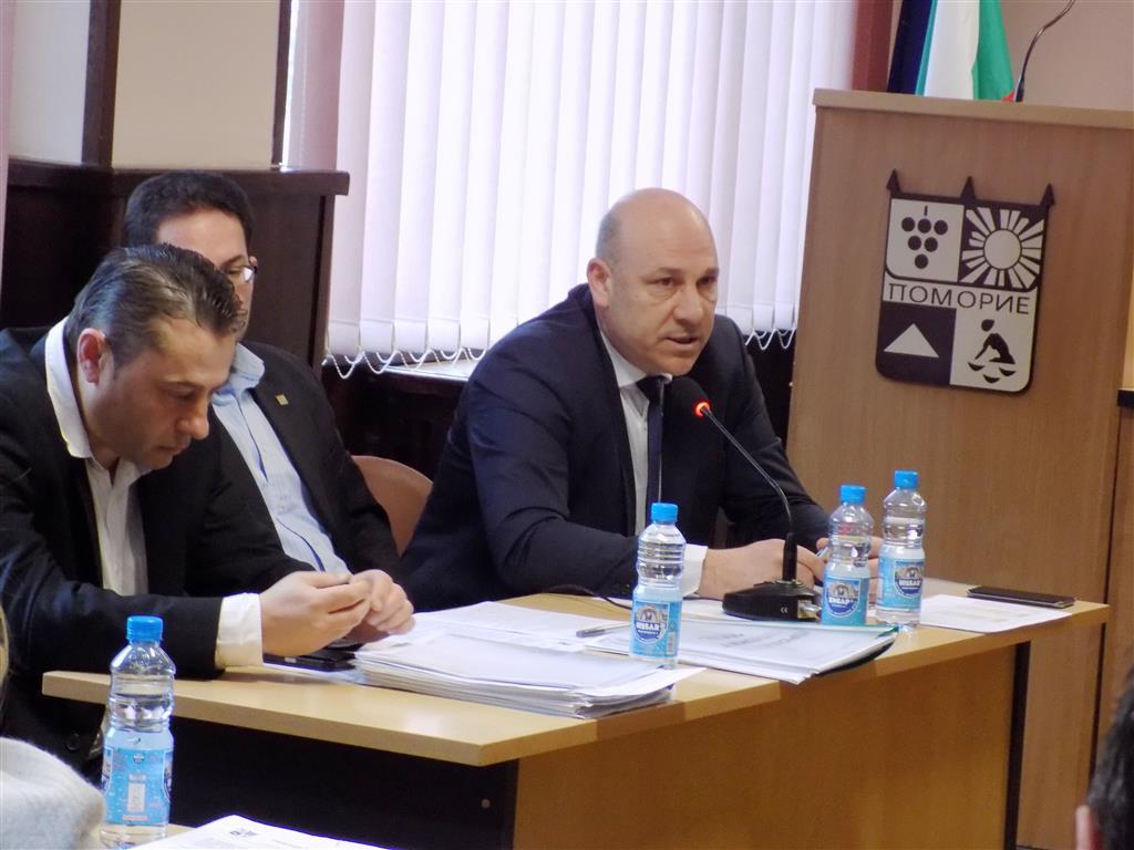 Алексиев: Обходът на Поморие може да бъде започнат през август