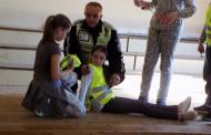 """Участниците в """"Детско полицейско управление""""– Поморие успешно преминаха първия си вътрешен изпит"""